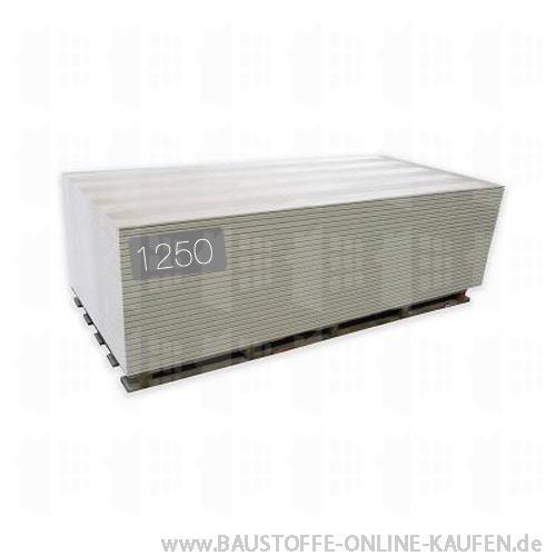 Gipskartonplatte GKF | 1250 von Rigips Knauf Siniat Norgips